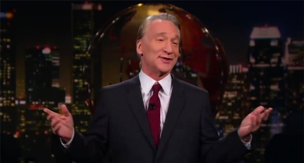 HBO's Bill Maher scalds 'old friend' Roseanne for racist tweet -- before tying her to 'whiny b*tch' Trump