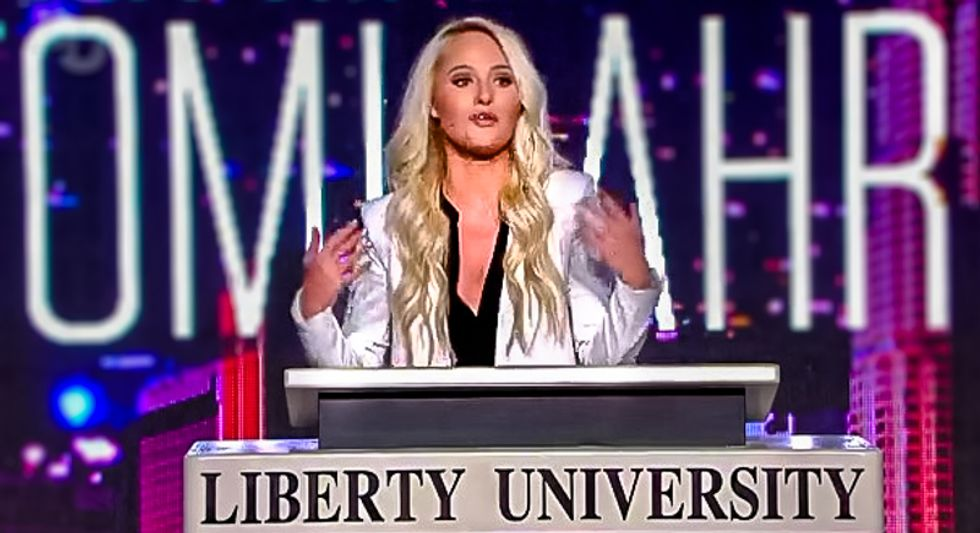 Tomi Lahren predicts 'black market for toilet paper' because government gives away too much 'free stuff'