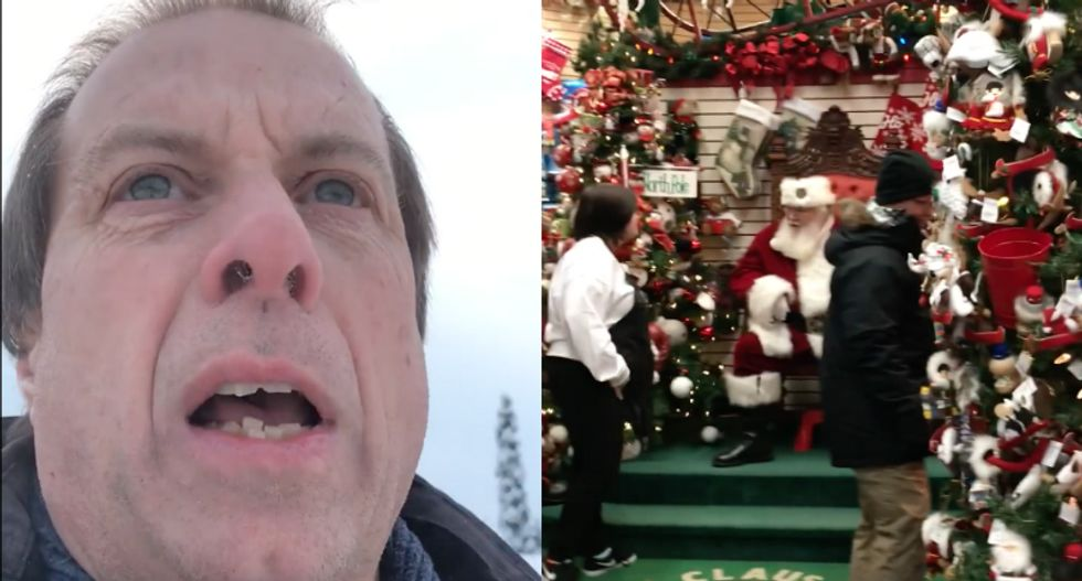'Christmas is about Jesus': Pastor ruins Christmas for kids by telling them Santa isn't real