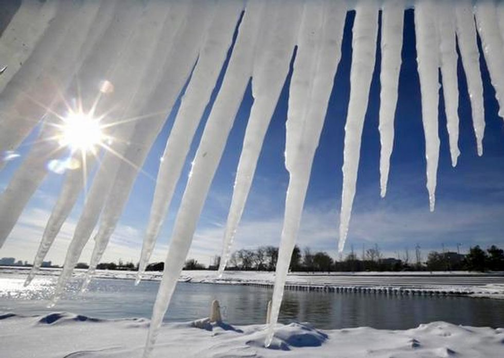 US Midwest braces for record-breaking cold blast