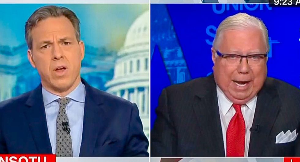 Jerome Corsi claims psychic-like 'ability' told him WikiLeaks had stolen emails: 'It turned out I was right'