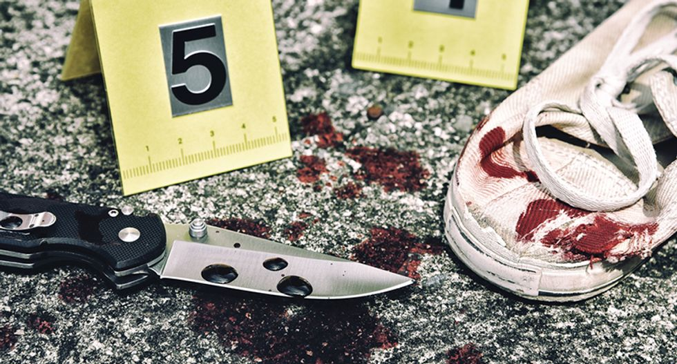 Idaho mass stabbing at 3-year-old's birthday party leaves nine injured -- none dead