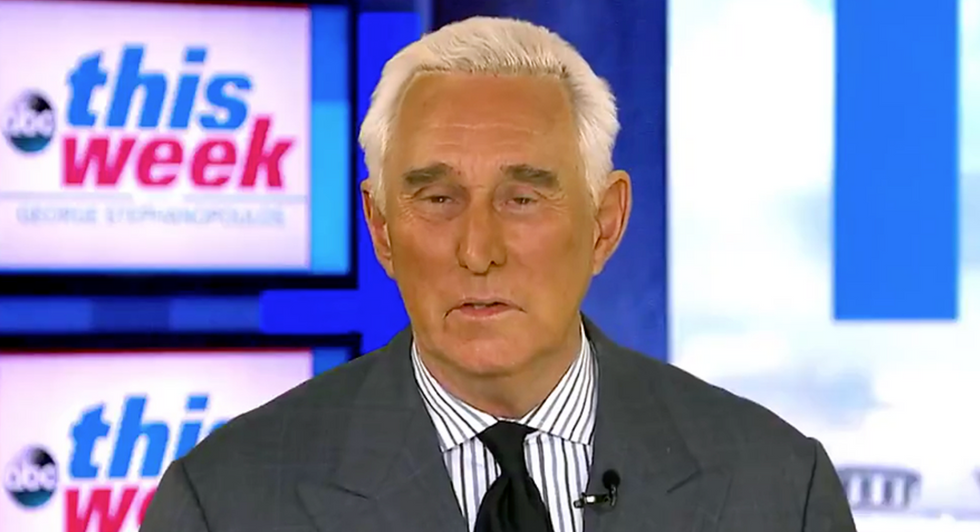 Roger Stone floats possibility of cooperating with special counsel Robert Mueller