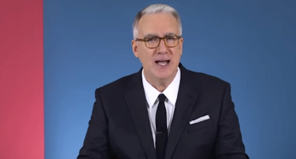 Keith Olbermann unleashes holy hell on Trump's GOP enablers: 'This is the moral equivalent of treason'