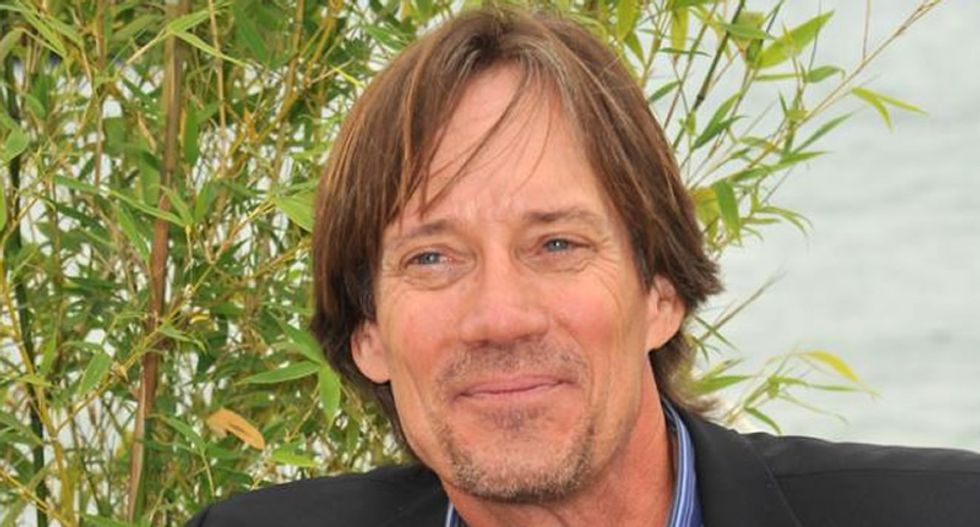 Kevin Sorbo: Atheists are angry because they secretly know God exists and is judging them