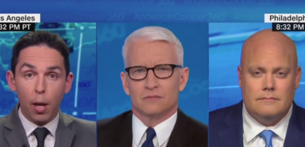 WATCH: Former FBI agent schools pro-Trump lawyer on 'Deep State' conspiracy theory