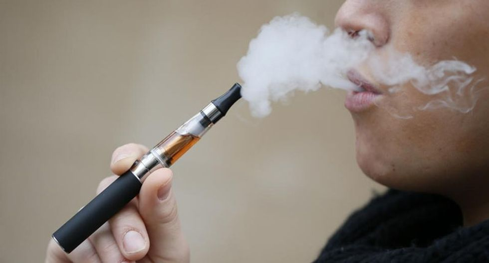 Researchers say the type of e-cigarette you use can determine whether you quit entirely
