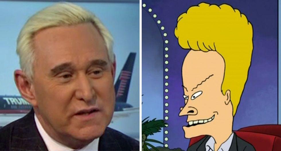 Republican Senator slams Roger Stone as 'a total Beavis'
