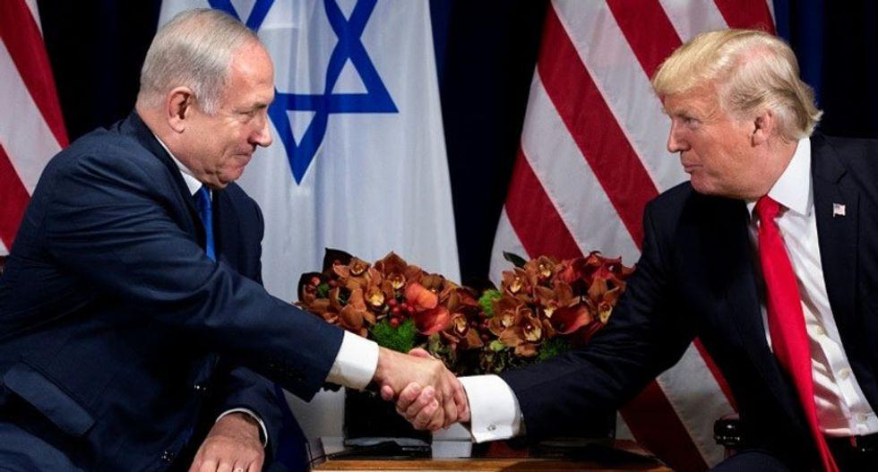 Trump warned of jeopardizing Middle East peace as he delays Jerusalem decision