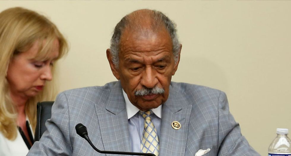 Congressman John Conyers retires after sexual harassment accusations