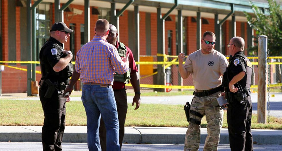 Family of 14-year-old gunman 'absolutely shocked' by school shooting in South Carolina