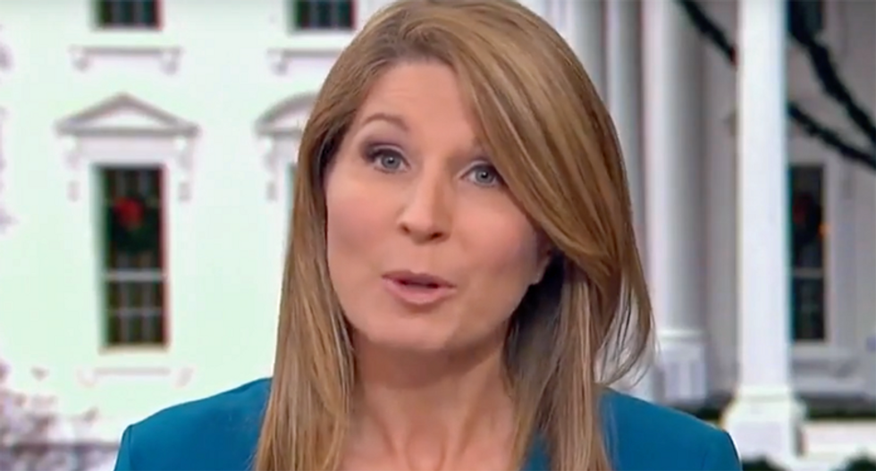 Nicolle Wallace: Ex-White House officials admit Trump's inner circle is 'flying blind' where Mueller investigation is going