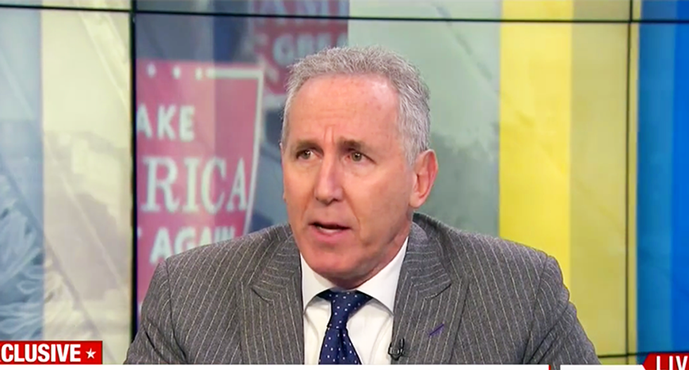 'Art of the Deal' ghostwriter Tony Schwartz: 'I can't say I've ever seen Trump running more scared'