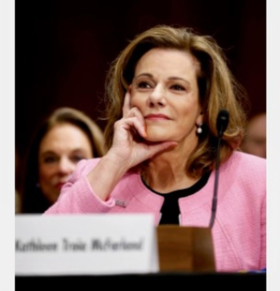 Former Trump aide K.T. McFarland nomination to be Singapore envoy stalled over Russia concerns