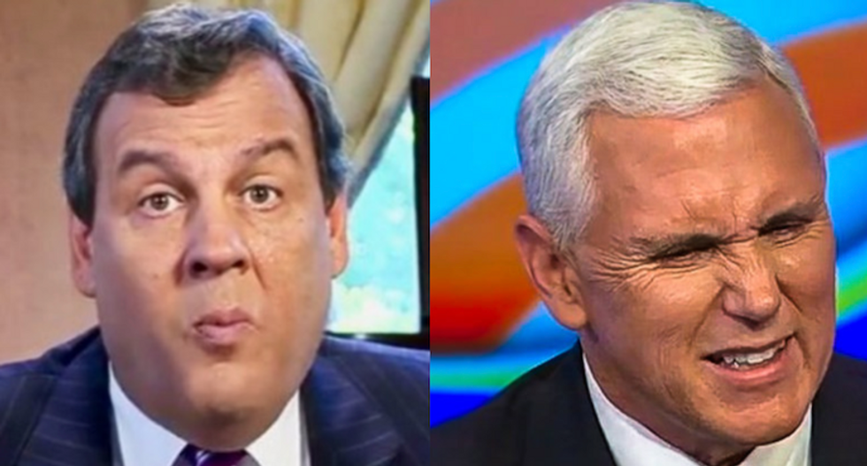 Chris Christie takes a shot at Mike Pence for bungling White House transition: 'The country is still paying the price'