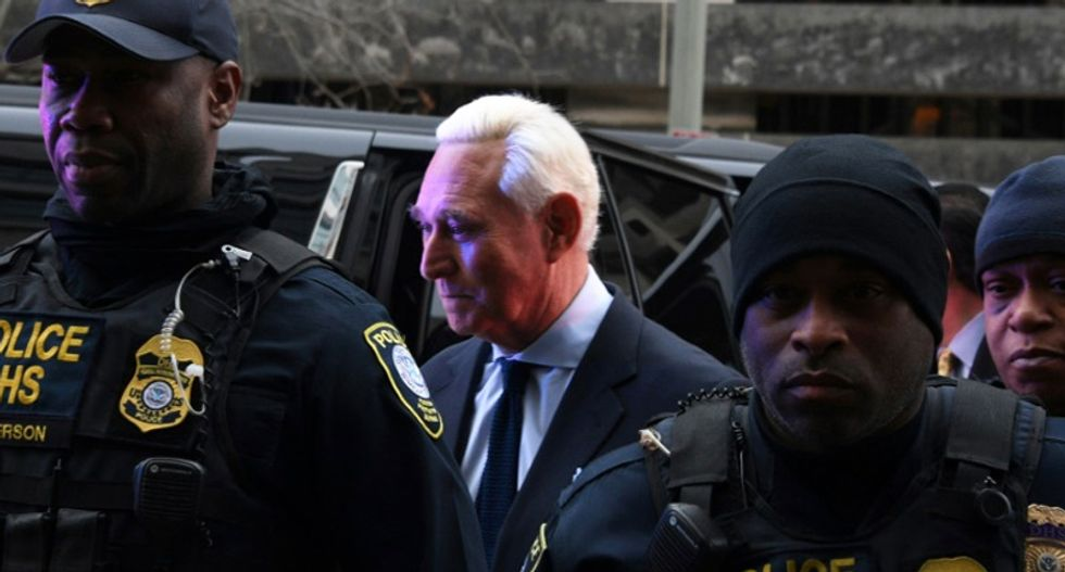 Trump doesn't realize it yet but he could easily wind up as Roger Stone's next victim