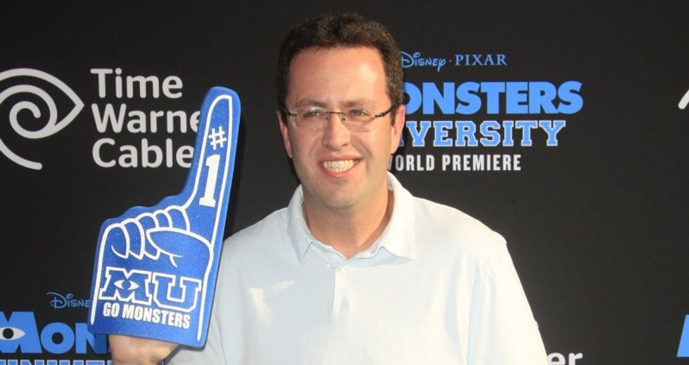 Jared Fogle's ex-wife alleges Subway covered up his pedophilia in bombshell lawsuit