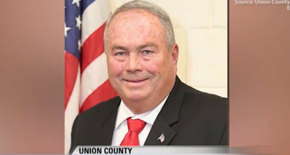 NC school board member Dennis Rape refuses to resign after allegedly dropping the N-word at meeting