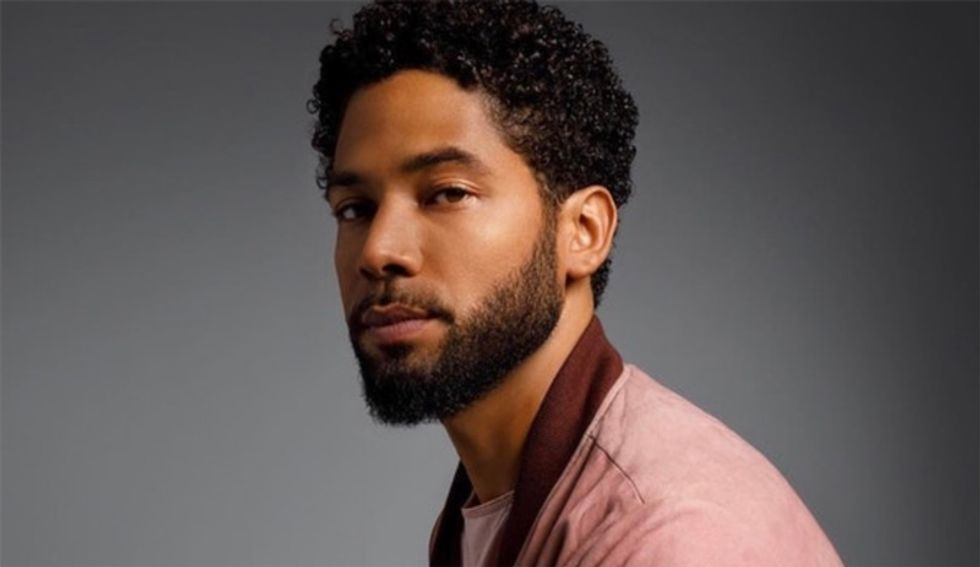 'Empire' star Jussie Smollett brutally attacked by anti-gay Trump supporters who put noose around his neck: TMZ