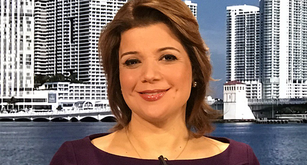 Ana Navarro reveals how the Trump campaign tried to get her fired