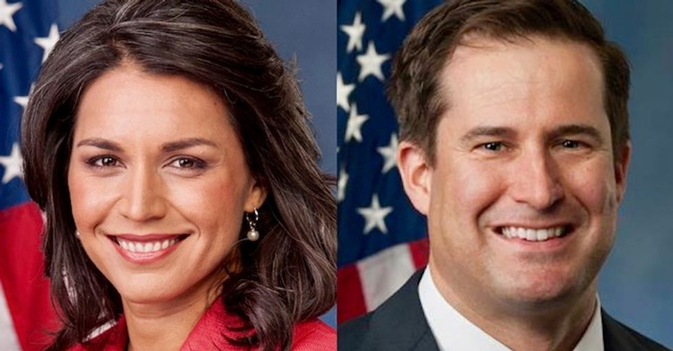 Five congressional Democrats including Gabbard and Moulton likely to get primaried – From the left