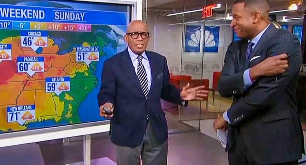 Weatherman Al Roker shreds 'nitwit' Kentucky governor for refusing to cancel school during polar vortex