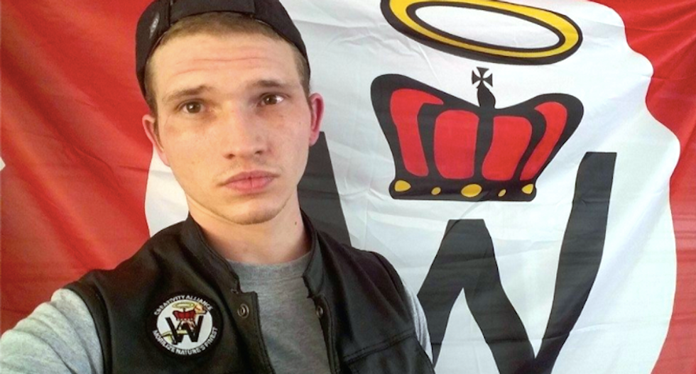Georgia white supremacist under FBI investigation after police find evidence of ricin in his car