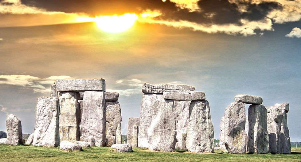 Archaeologists scour half-buried Marden Henge for answers to mystery of Stonehenge