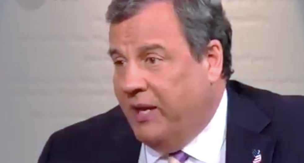 Chris Christie fires shot at Jared Kushner's father: 'Loathsome and disgusting'