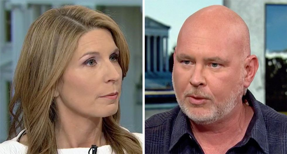 Nicolle Wallace roasts ex-GOP strategist for working for Howard Schultz: 'People are terrified' you'll reelect Donald Trump