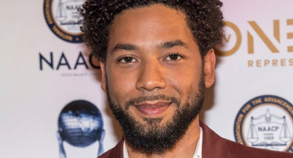 Far-right extremists are trying to convince people that the brutal attack on Jussie Smollett is a hoax