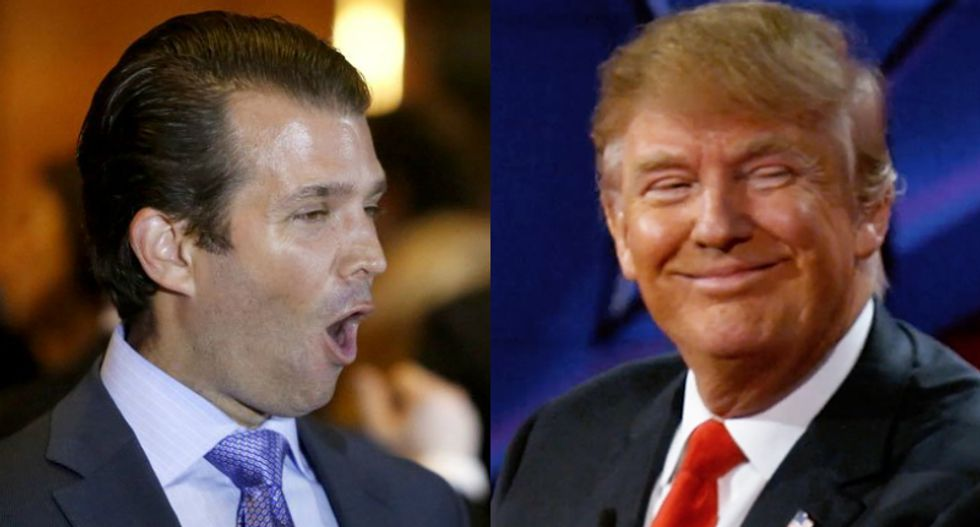 CNN analyst: Manafort flipping means President Trump now has to decide his son's fate