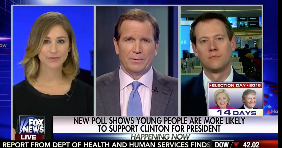 Pollsters on Fox unleash brutal truth: Trump win 'would take a comeback of historic proportions'