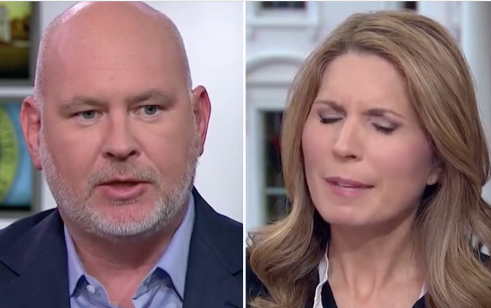 Republicans Nicolle Wallace and Steve Schmidt disgusted by Sean Hannity's 'very, very wrong' Mueller attacks