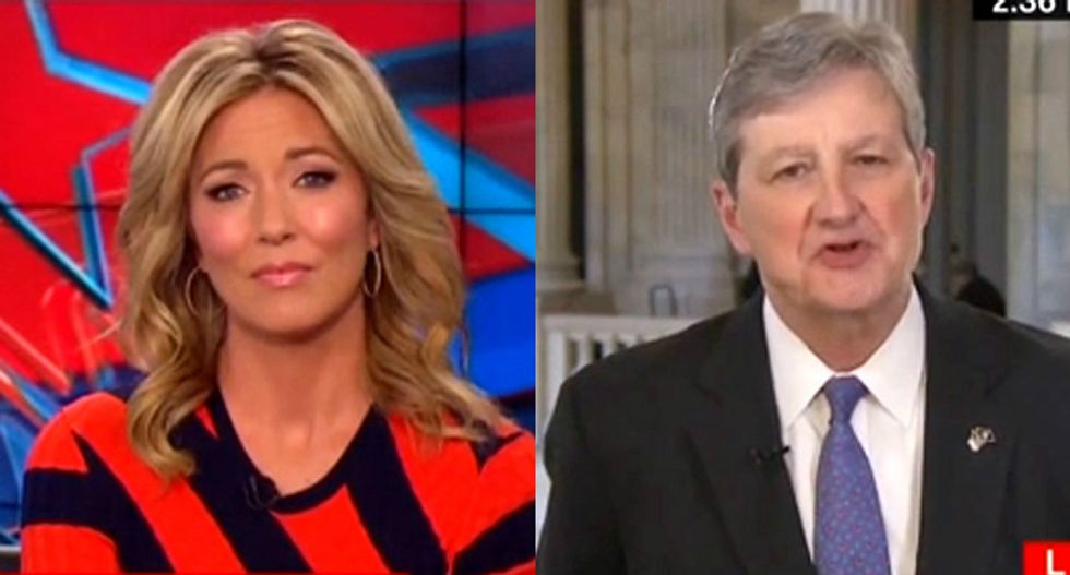 'Was it worth it?' CNN host corners Louisiana Republican after GOP takes huge approval hit after shutdown