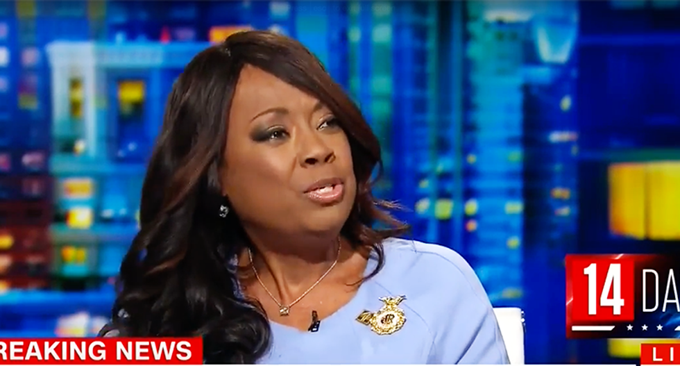 Star Jones: 'Between Gingrich, Giuliani and Christie — they've got the trifecta of misogyny'