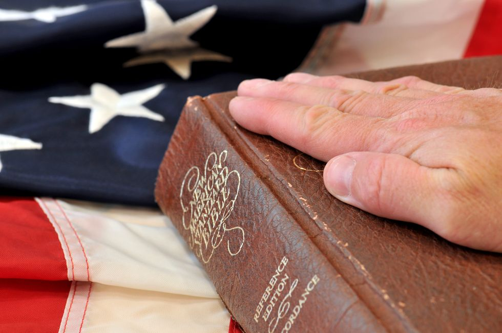 Republicans propose declaring Idaho a 'Christian state'