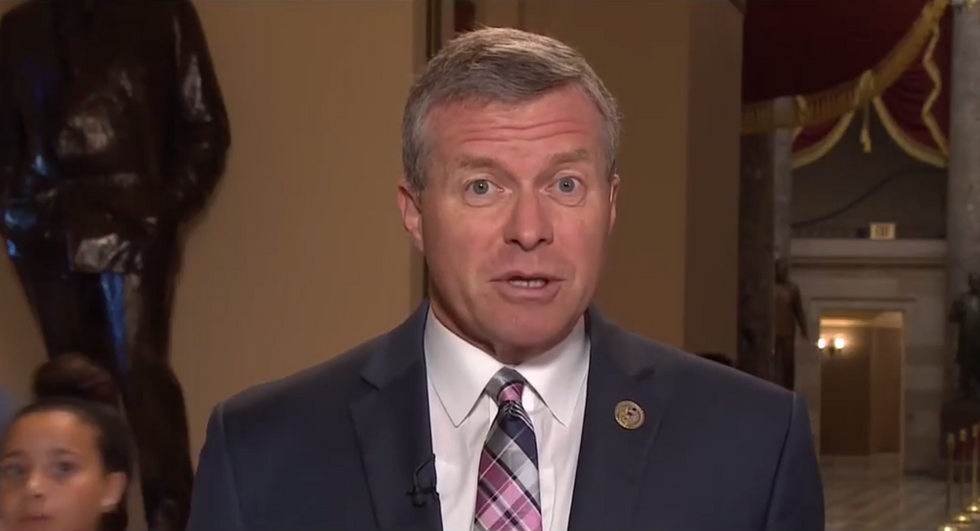 'This is a disaster': Ex-GOP lawmaker crushes his own party for doing Trump's bidding on immigration