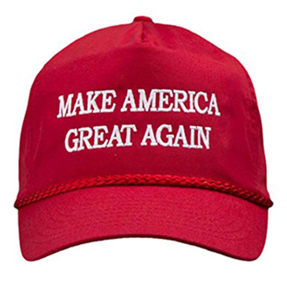 This Canadian clothing brand found a brilliant way to undermine the symbolism of the MAGA hat