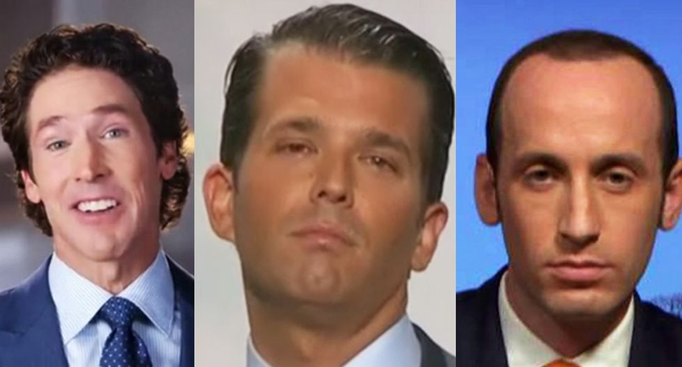 Here are 11 of the most punchable faces of 2017