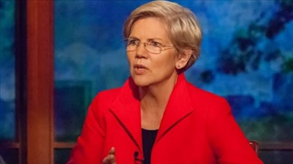 Sen. Elizabeth Warren: Hillary Clinton needs to state her position on Trans-Pacific Partnership