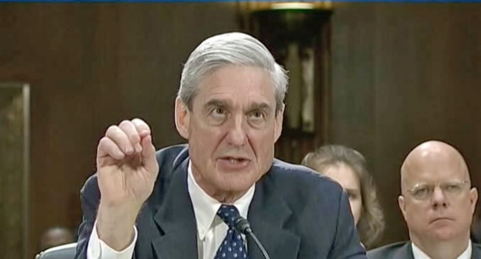 Mueller concluded he couldn't indict the president — but left the door open to criminal charges