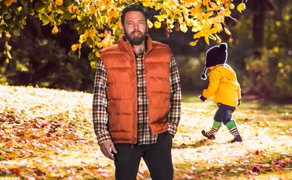 WATCH: Ben Affleck uses his best townie impression to get NH residents to 'registah' to vote