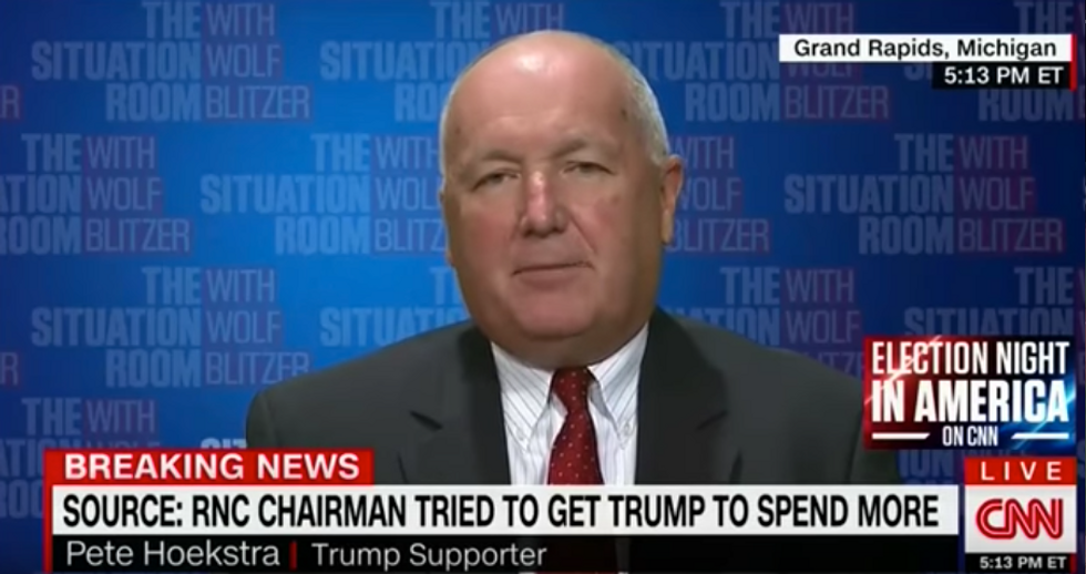 WATCH: Trump-boosting lawmaker stumped when asked last time Trump visited his state