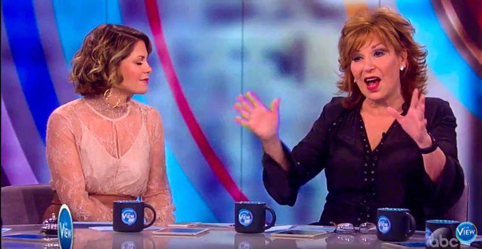 'The View' gives Megyn Kelly rave reviews for taking down Newt: 'He was bleeding from wherever'