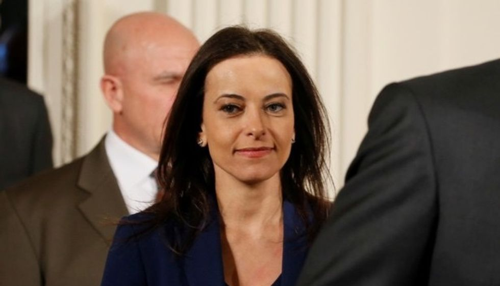 Trump senior aide Dina Powell to resign early next year: White House