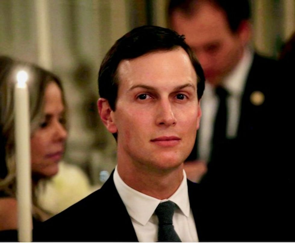 Jared Kushner wooed by Saudi prince and advisors one month after Trump was elected: NYT