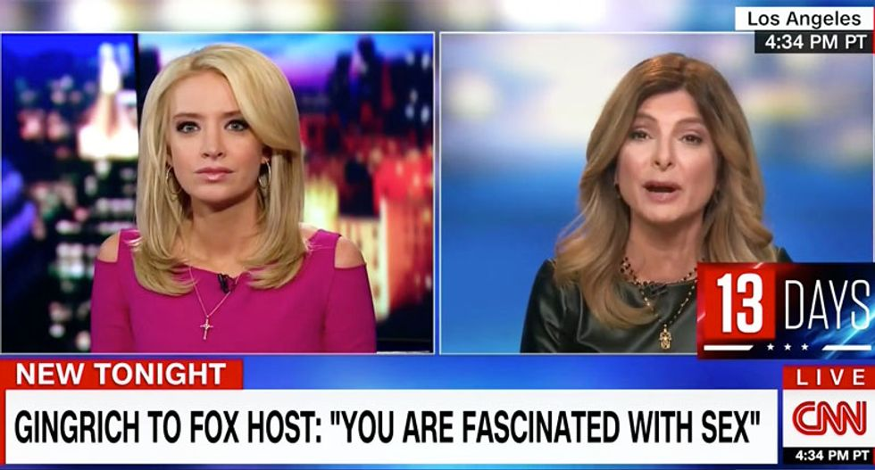 Kayleigh McEnany flames out after Trump accusers' attorney explains why she's not going after Bill Clinton