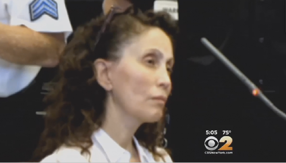 Wealthy New York socialite mom guilty of manslaughter in death of autistic son