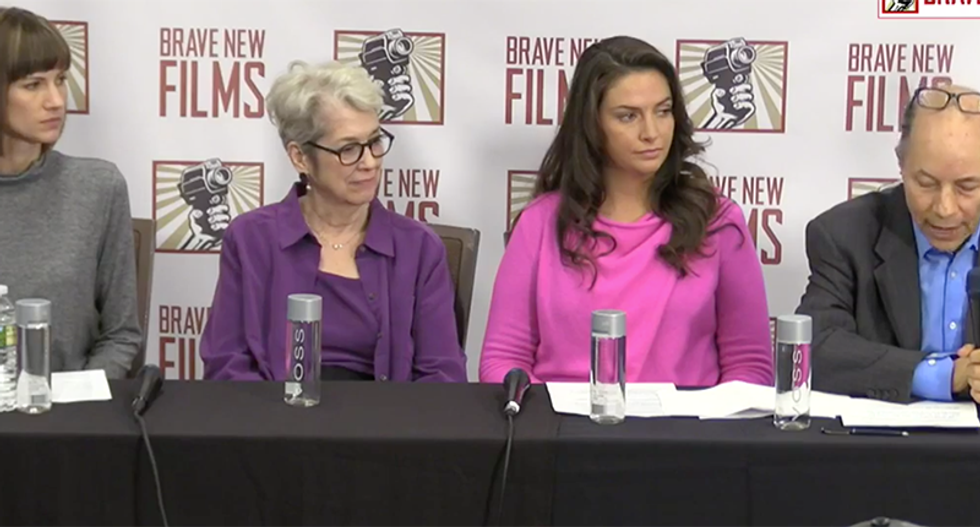 'Serial misconduct and perversion': Trump accusers describe incidents 'a thousand times worse than what Franken has done'